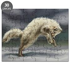 Arctic Fox Puzzle
