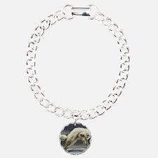 Arctic Fox Bracelet