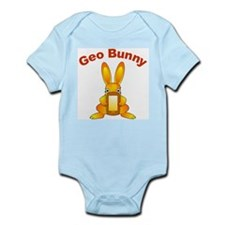 Geo Bunny Infant Bodysuit