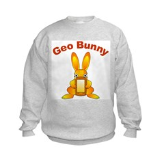 Geo Bunny Sweatshirt