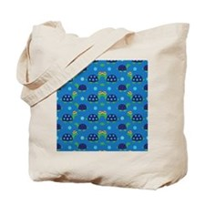 Turtles With Hats Tote Bag