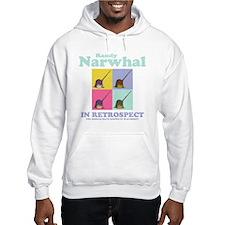 narwhal-randy-DKT Hoodie