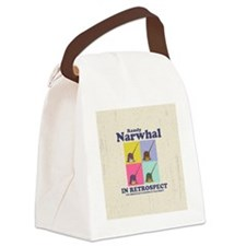 narwhal-randy-BUT Canvas Lunch Bag
