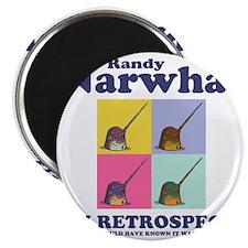 narwhal-randy-LTT Magnet