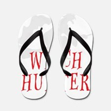 Witch Hunter Flip Flops