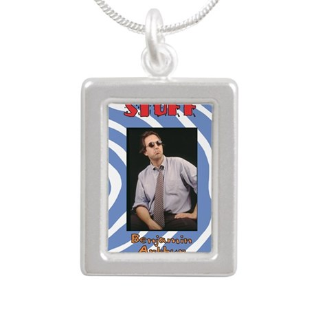 Front Cover for Benjamin Silver Portrait Necklace