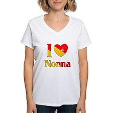 I Love Nonna Shirt