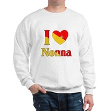 I Love Nonna Sweatshirt