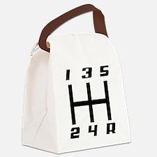 5-speed logo Canvas Lunch Bag