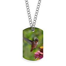 Hummingbird Dog Tags