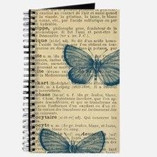 Butterfly Vintage Journal
