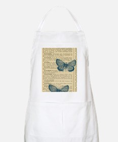 Butterfly Vintage Apron