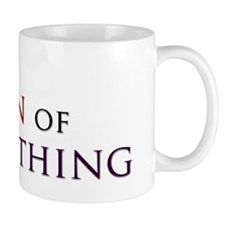 Queen of Everything Logo Small Mug