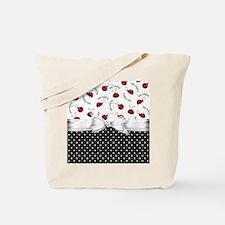 Ladybug Dreams Tote Bag