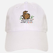 Brown Jelly Beans Baseball Baseball Cap