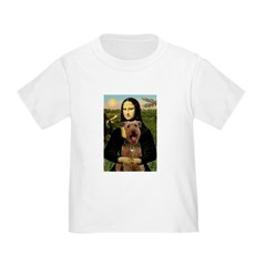 Mona Lisa - Airedale #3 T