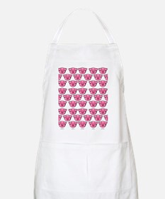 Cute Pink Pigs Apron
