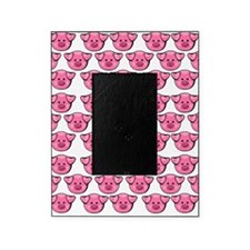 Cute Pink Pigs Picture Frame