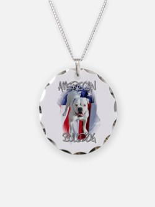 American Bulldog Necklace