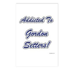 Gordon Addicted Postcards (Package of 8)