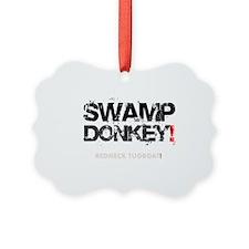 SWAMP DONKEY - REDNECK TUGBOAT! V Ornament