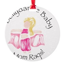 Bellydance Baby Girl Ornament