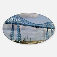 Transporter Bridge Decal