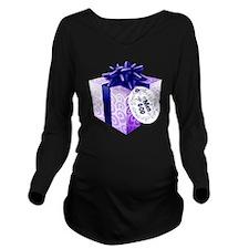 Gods Gift to Men Long Sleeve Maternity T-Shirt