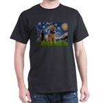 Starry - Airedale #1 Dark T-Shirt