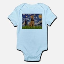 Starry - Airedale #1 Infant Bodysuit
