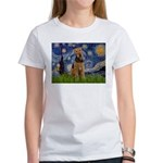 Starry - Airedale #1 Women's T-Shirt