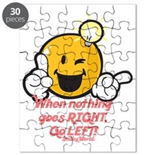 Right Smiley Puzzle