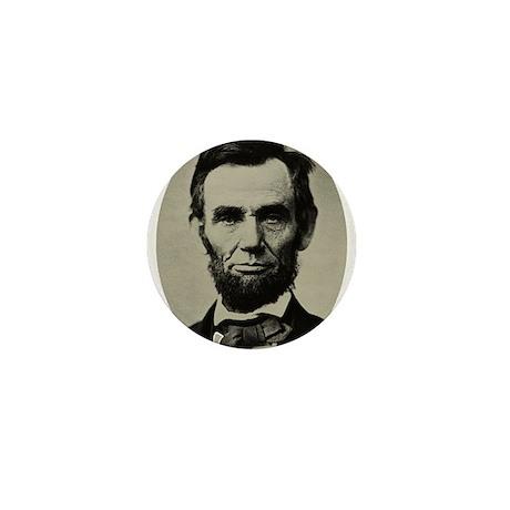 LINCOLN Mini Button (100 pack)