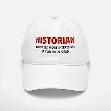 historDead1C Baseball Baseball Cap
