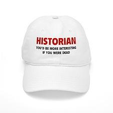 historDead1C Baseball Cap