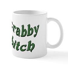 Crabby  and Bitch Small Mug
