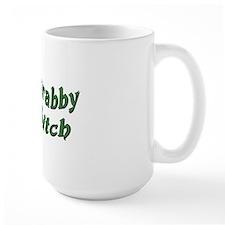 Crabby  and Bitch Mug