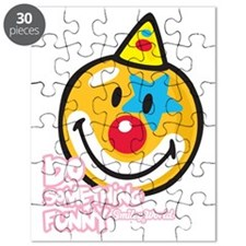 Clown Smiley Puzzle