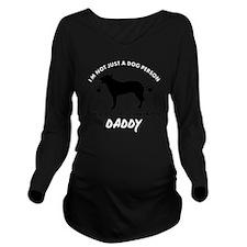 BELGIAN LAEKENOIS Long Sleeve Maternity T-Shirt
