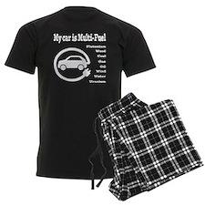 Multi-Fuel car pajamas