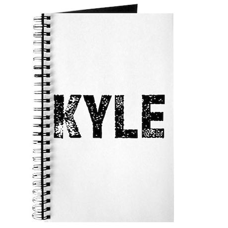 Kyle Journal