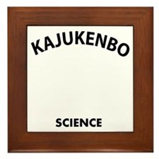 Kajukenbo the real sweet science Framed Tile