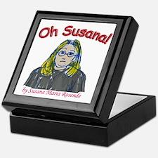 Oh Susana! Keepsake Box