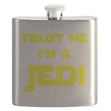 Trust Me I'm A Jedi Flask