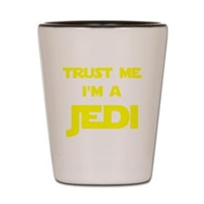 Trust Me I'm A Jedi Shot Glass
