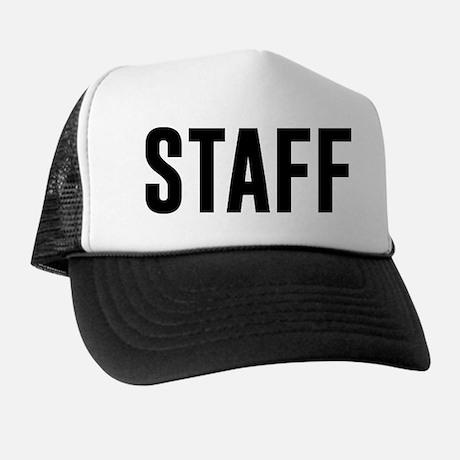 Staff Adult Trucker Hat