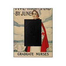 USA military Nurse country needs you Picture Frame