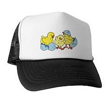3 Chicks Trucker Hat