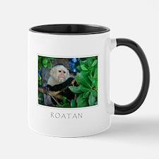 ROATAN Monkey Mug