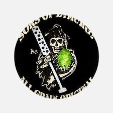 "Sons of Zymurgy All Grain Original Bre 3.5"" Button"